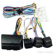 leewa universal car power window switches with holder and wire Universal Miller by Sperian Harness at Universal Wire Harness With Electric Windows