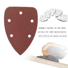 50PCS Triangle Sander Sandpaper Mouse Detail Sander ...