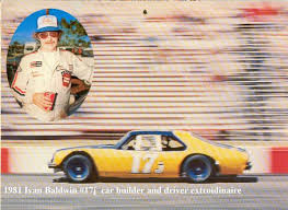 In Remembrance... Ivan (The Terrible) Baldwin - Page 2 - Auto Racing  Memories | Vintage Race Cars
