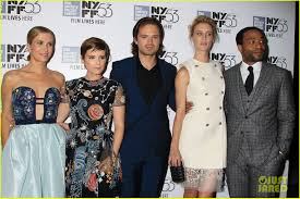 Full Sized Photo of the martian cast brings film to nyff 22 | Photo 3472485