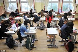 Image result for south korea university students