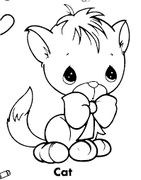 Small Picture Christmas Coloring Pages Cats Coloring Pages