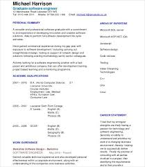 Engineering Resume Templates Gorgeous Modern Resume Template Engineering Engneeuforicco
