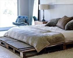 ... Shipping Pallet Bed 12 13 Inexpensive Wooden Pallet Bed Frame ...