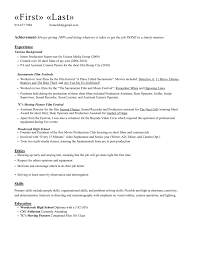Resume 008602054_1 Coloring Staggering Film Production