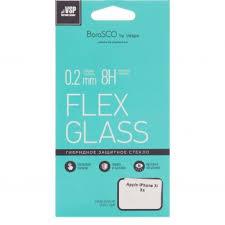 Защитное стекло для iPhone X/XS <b>BoraSCO VSP Flex</b>. Купить ...