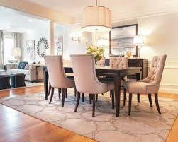 stunning ideas area rug for dining room table tables rugs