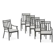black and white outdoor furniture. outdoor dining chairs black and white furniture