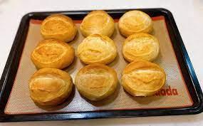 Mẹ Việt ở Nhật hướng dẫn cách làm bánh mì không cần lò nướng và men nở!