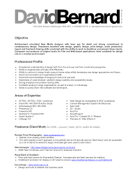 Sample Resume Graphic Design Student Elegant Graphic Designer