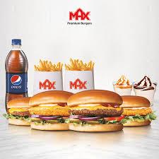 Max Burgers - Ramadan Offer: 150LE only Max Burger + Max... | Facebook