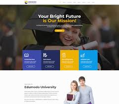Templates For Education Edumodo Joomla Education Template For School College Or