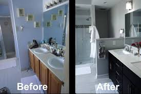 bathroom remodel ideas before and after. Amazing Small Bathroom Remodel Ideas Before And After I