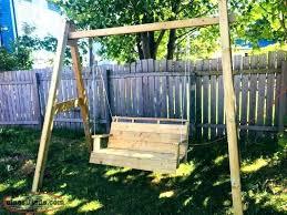 outdoor swing plans patio bench swing outdoor bench swing outdoor bench swing plans outside swing bench outdoor swing