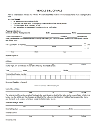 free bill of sale form for car bill of sale agreement template general bill of sale form free