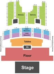 Nokia Center Seating Chart Orpheum Theater Francisco Online Charts Collection