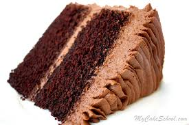 Chocolate Cake A Doctored Mix Recipe