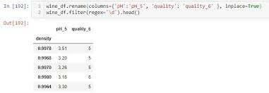 how to select rows and columns in