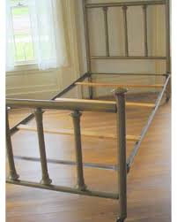 antique brass bed. Antique Brass Bed C.1800s Twin Size Extended Length Beautiful Patina