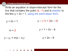 5 6 parallel and perpendicular lines