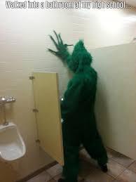 high school bathroom. Bathroom High School R