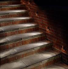 Brick Step Lights
