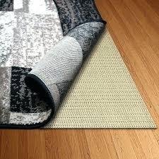 superior non slip rug pad skid 8x10 simple luxury