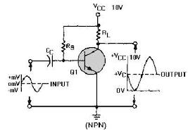 Transistor Configuration Comparison Chart Common Collector Cont