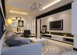 living room tv decorating design living. Minimalist Living Room With TV Wall Design Ideas And Beautiful Chandelier For Attractive Enjoyable Smart Place Tv Decorating O
