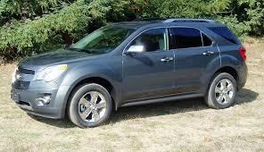 Test Drive: 2013 Chevrolet Equinox AWD LTZ – Our Auto Expert