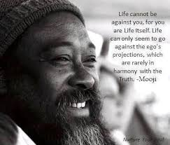 Mooji Quotes Unique Mooji Is ON It Life Cannot Be Against You For You Are Life