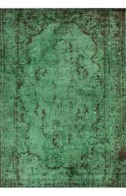 overdyed vintage rug reclaimed vintage green rug overdyed vintage rugs melbourne