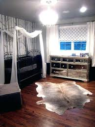 faux animal rug hide rugs in the nursery throughout inspirations zebra skin australia anima