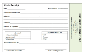 Examples Of Receipt Of Payment Examples Of Receipts For Payment Magdalene Project Org