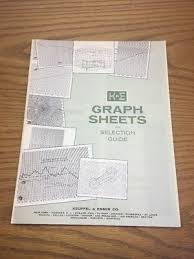Graph Paper Semi Logarithmic 3 Cycles 70 Divisions K E
