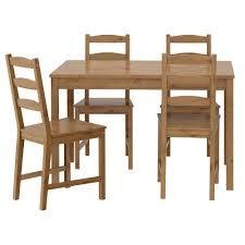 Tisch Und 4 Stühle Jokkmokk Antikbeize