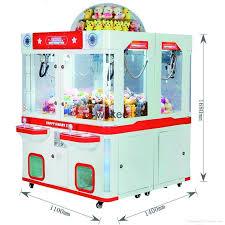 Crane Toy Vending Machine Classy High Quality Toy Crane Machine For Sale Happy Binary Star48P Kids