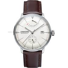 """junkers watches made in watch shop comâ""""¢ mens junkers bauhaus automatic watch 6060 5"""
