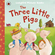 hi res cover ladybird picture books the three little pigs
