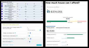 Comparing Wealthfront With Online Personal Finance Calculators