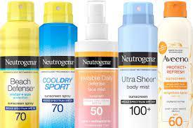 Neutrogena Sunscreen Recall ...