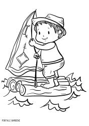 Disegni Di Bambini E Ragazzi Da Stampare E Colorare Portale Bambini