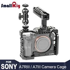 <b>SmallRig a7r3 Camera Cage</b> Kit for sony a7m3 for Sony A7R III ...