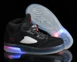 jordan air force 1. air jordan 5 + nike force 1 fusion glow in the dark black 3m/