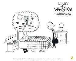 Kids Coloring Book Pages Greg Heffley Coloring Pages Fresh Coloring