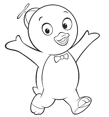 Small Picture the backyardigans coloring pages 28 images printable