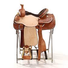 pfi western exclusive with hr team roping saddle hud roberts saddles saddle brand western saddles