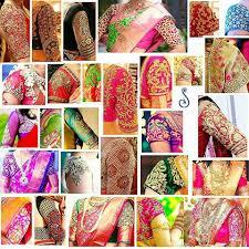 Saree Blouse Sleeve Designs 2018 Blouse Sleeve Designs For Bridal Sarees Blouse Designs