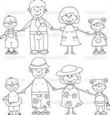 Small Picture Coloring Pictures Of Family MembersPicturesPrintable Coloring
