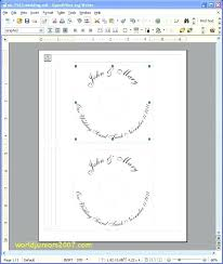 Disk Cover Template Design Of Magic Music A Memorable Free Wedding ...